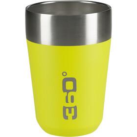 360° degrees Vacuum Travel Mug Regular 355ml, lime